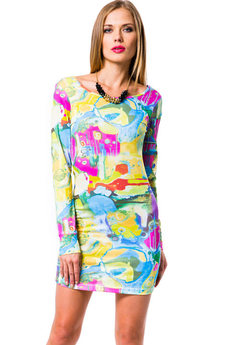 030a07f0b84 Желтые платья в Томске купить в интернет-магазине KOKETTE